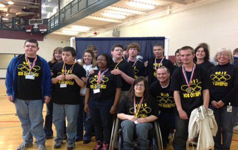 Students win awards at Cass County Job Olympics on April 12