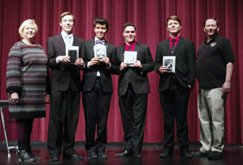 Forensics and debate qualify for nationals