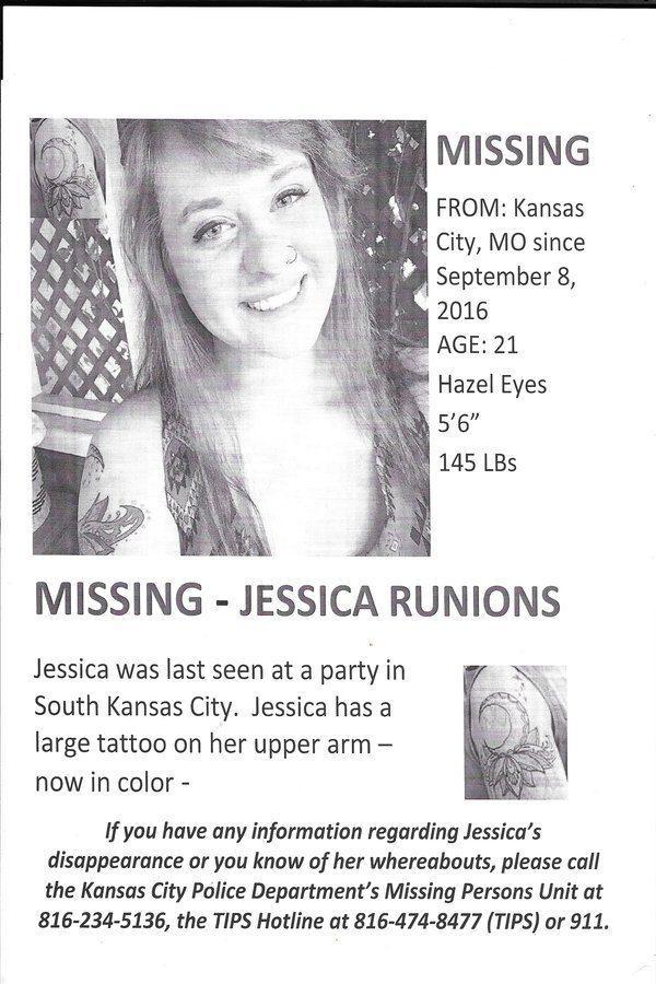 Jessica Runions