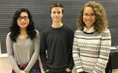 Three students selected for All-State Band