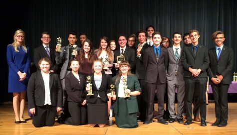 Successes for forensics and debate