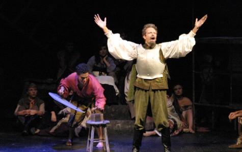 "Theater Department performs ""Man of La Mancha"""