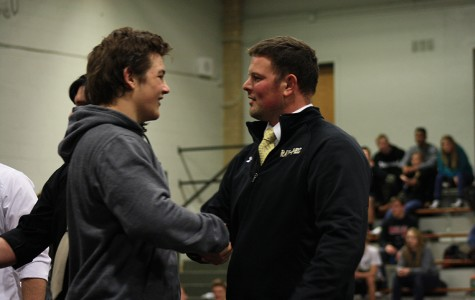 Senior night leads Ray-Pec wrestling to first Big 6 conference championship win