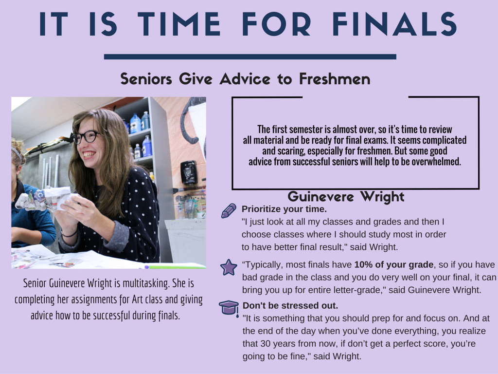 advice to incoming freshman