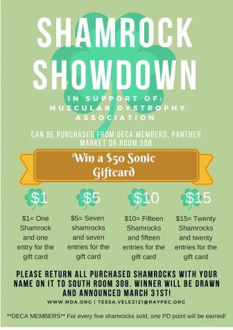 Shamrock showdown