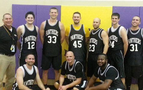 Faculty basketball team