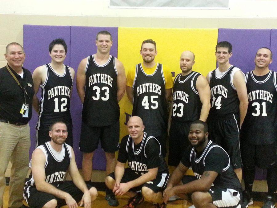Faculty basketball team