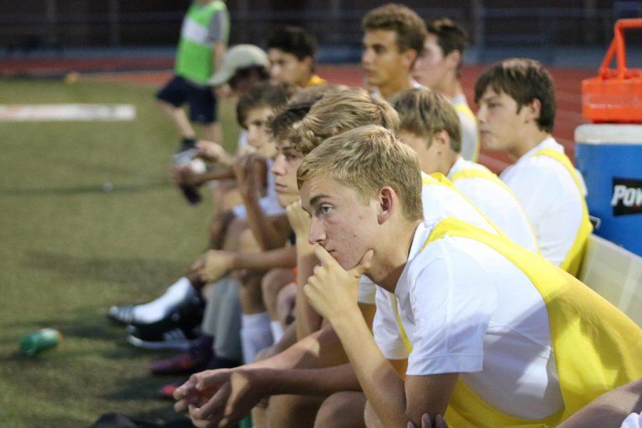 Varsity boys soccer (8/29/18)