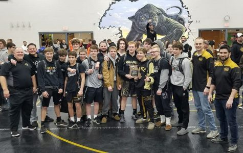 Congrats to wrestling