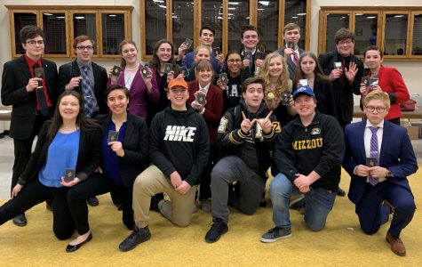 Forensics and debate conference results