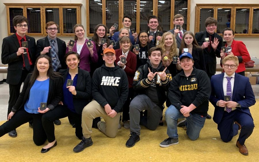 Forensics+and+debate+conference+results