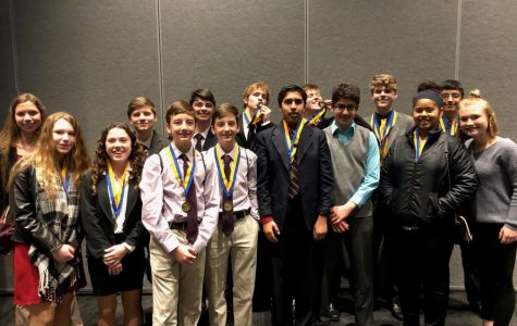 FBLA District Leadership Competition results