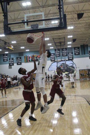 Varsity basketball- RP vs LSNHS