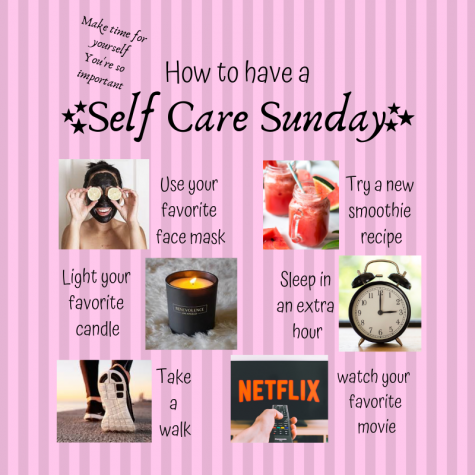 RayPecNOW's self care Sunday guide