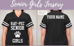 senior girls jerseys