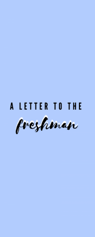 A letter to the Freshman