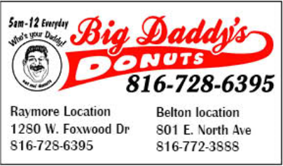 Big Daddy's Donuts