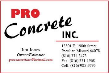 Pro Concrete