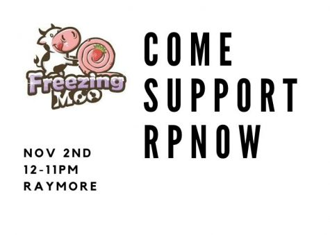 Freezing Moo Fundraiser: support RPNow