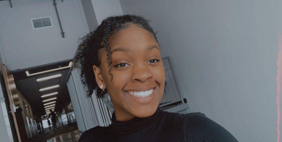Student Spotlight: Aliyah Green