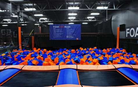 Places To Go: Sky Zone