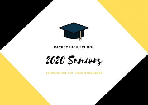 2020 Senior Celebrations