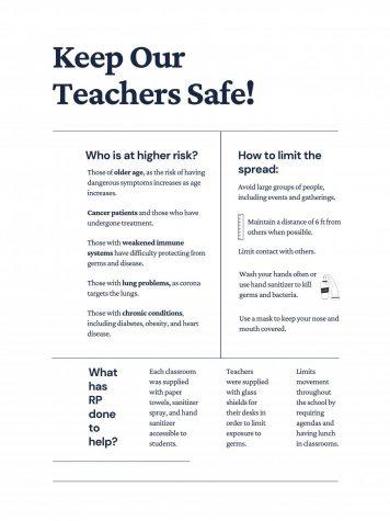 High-Risk Teachers' Decision to Teach during COVID-19