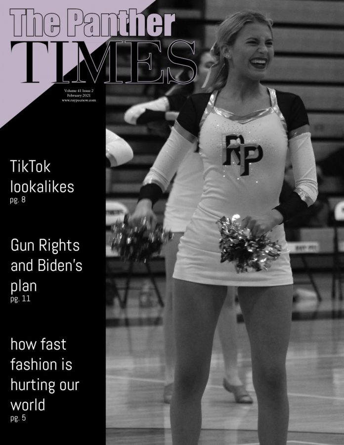 The Panther Times Volume 41, Issue 2, February 2021