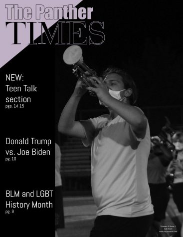 The Panther Times, Volume 41, Issue 1, Fall 2020