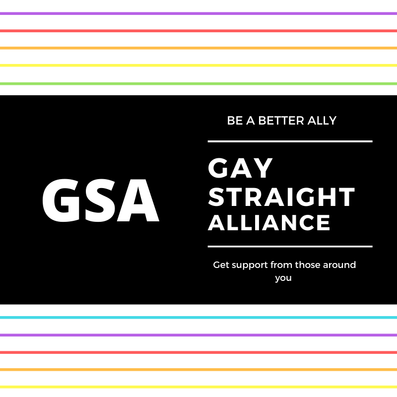 A Club With Pride: Ray-Pec GSA