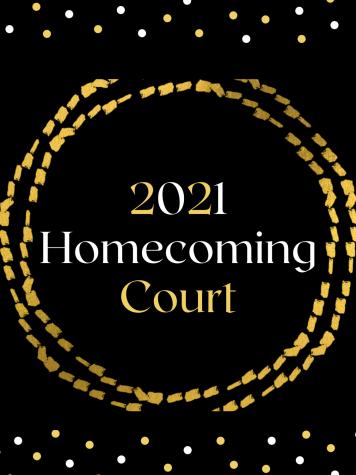 2021 Homecoming Court
